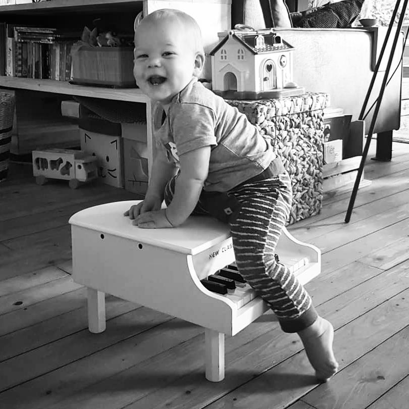 Joren op Piano